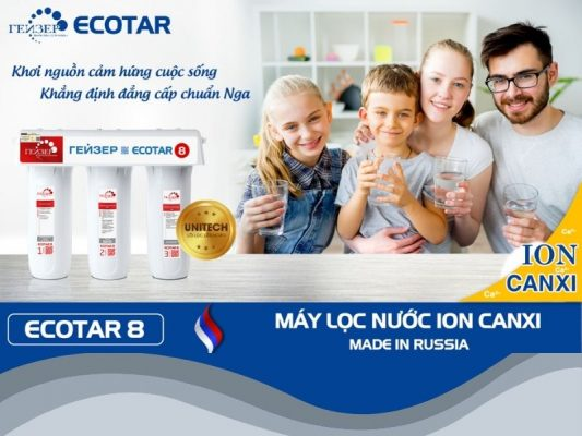 May Loc Nuoc Ecotar 8 Gia Dinh