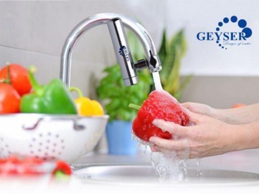 Có nhiều lợi ích khi lắp đặt máy lọc nước tại nhà