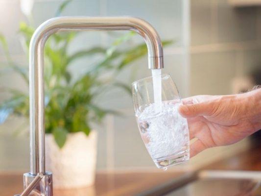 Chất lượng nước hàng ngày cần được quan tâm