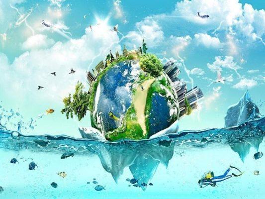 không có nước không thể duy trì sự sống