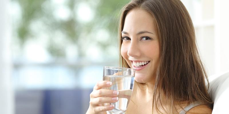 Một số lưu ý khi uống nước lọc