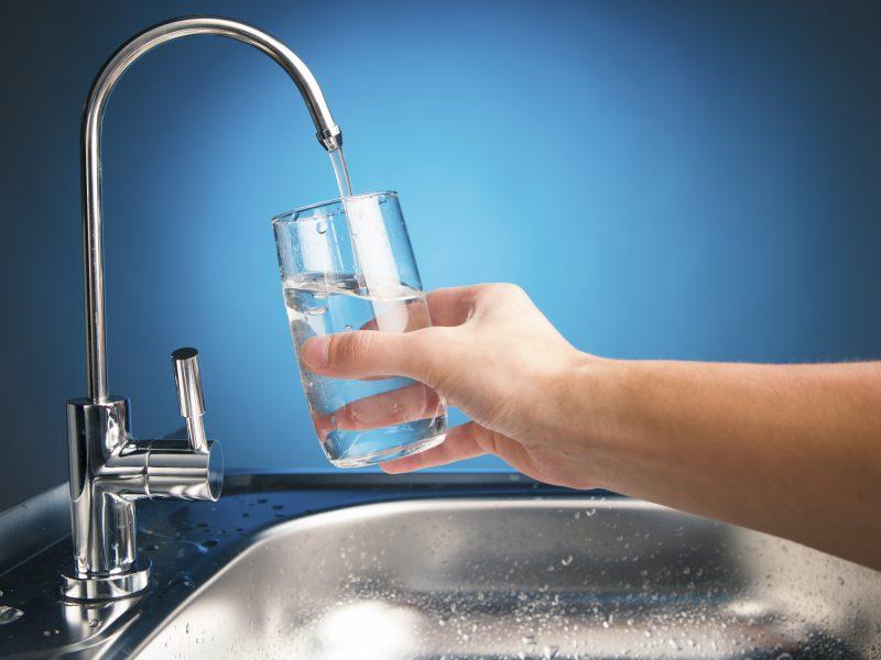 Máy lọc nước còn khiến cuộc sống của bạn thêm tiện nghi, đem đến sự đẳng cấp thời thượng