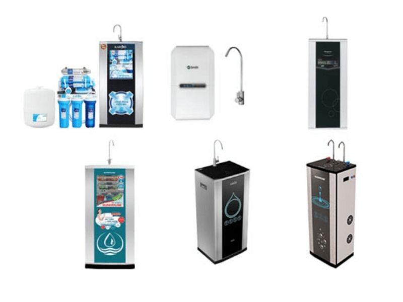 Trên thị trường hiện nay rất phổ biến máy lọc nước nóng lạnh
